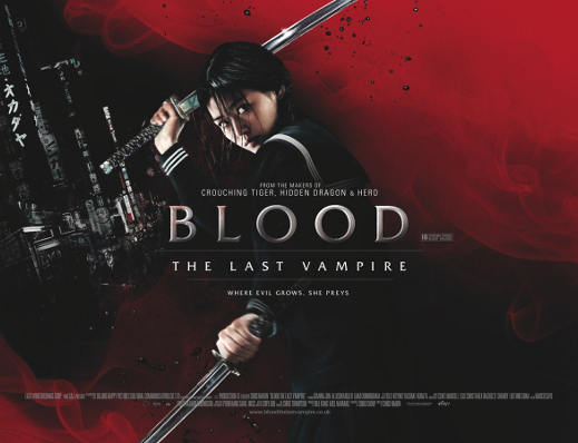 """Blood: The Last Vampire""- Netflix Review"