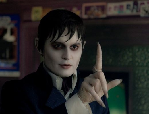 Burton's Dark Shadows Trailer Enrages Die-Hard Fans